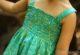 Šaty s žabičkováním
